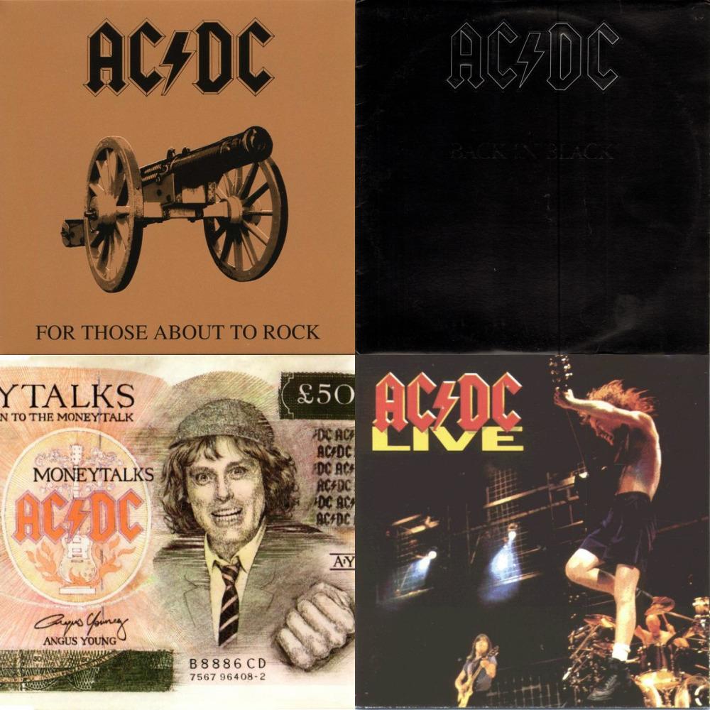 AC/DC лучшее из лучшего!