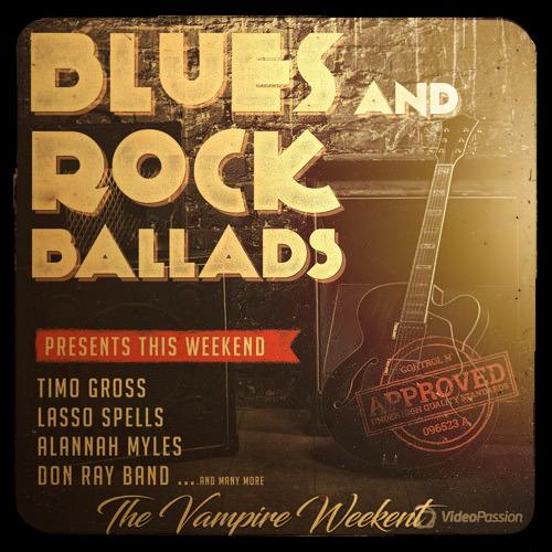 VA - Blues and Rock Ballads - 2017